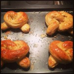 Crumby Goods: Uber Chewy and Buttery Pretzels