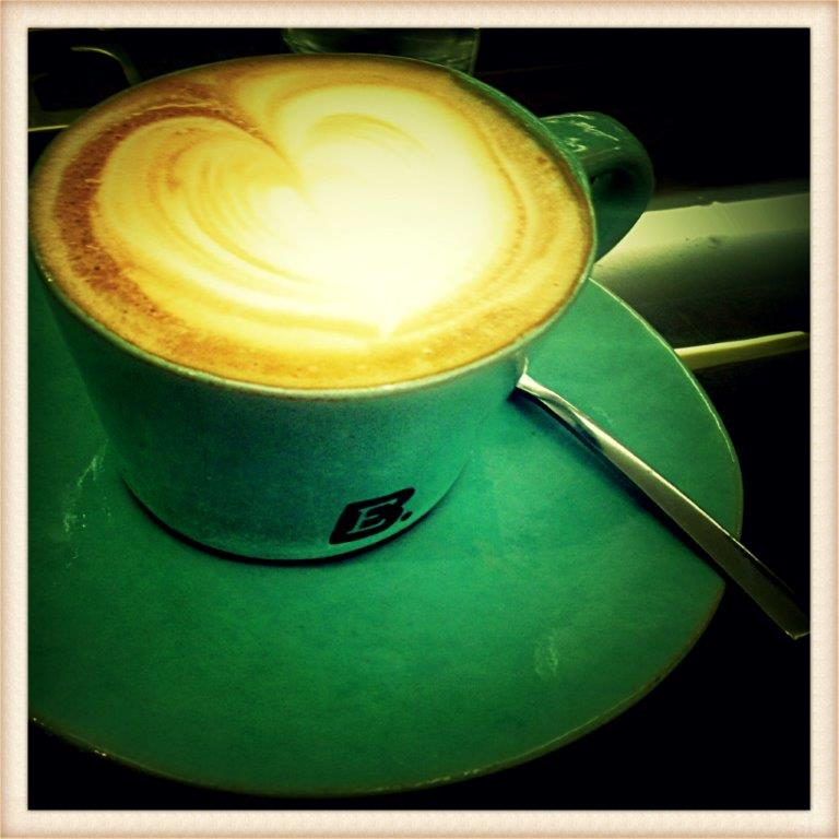 Flat White EB Cafe